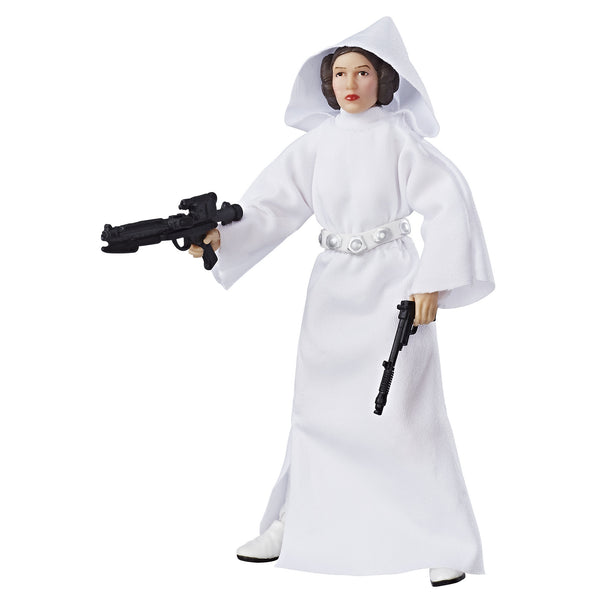 Star Wars The Black Series 40th Anniversary Princess Leia Organa In Stock