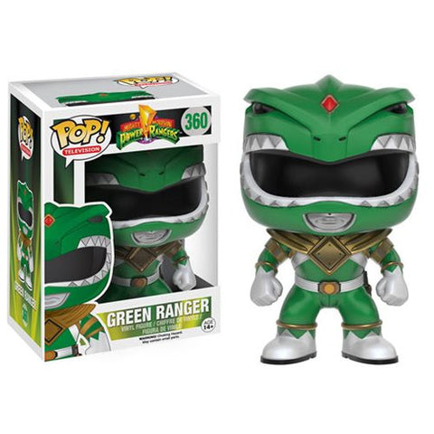 Funko Pop! Mighty Morphin' Power Rangers Green Ranger Vinyl Figure