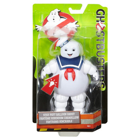 Stay Puft Ballon Ghost: Ghostbusters 2016 Ghost 6-Inch Action Figure
