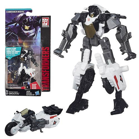 Transformers Combiner Wars legends Class Groove