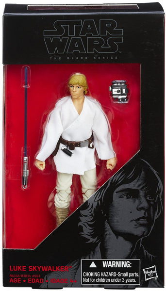 Star Wars The Black Series 6 Inch Luke Skywalker Episode 4 Pre-Order
