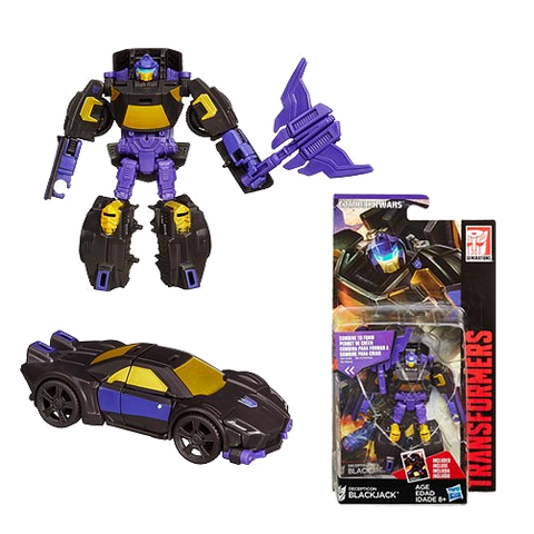 Transformers Combiner Wars legends Class Blackjack