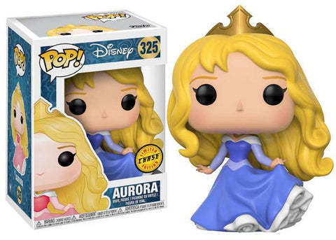 Funko POP! Disney Sleeping Beauty Aurora Vinyl Figure #325 [Chase Version]