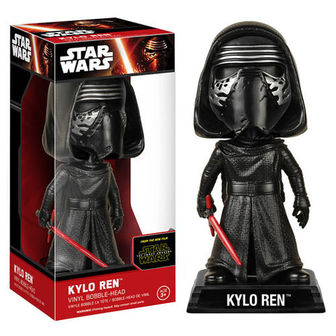 Funko Wacky Wobbler Star Wars the Force Awakens Kylo Ren Bobble Head
