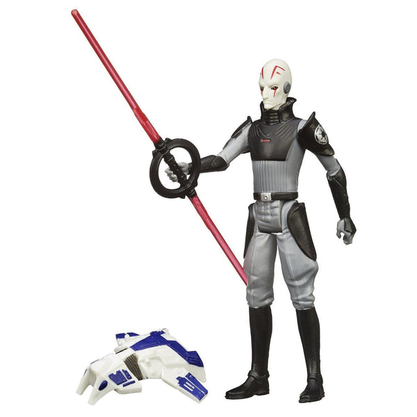 Star Wars Rebels The Inquisitor 3 3/4 Inch Figure