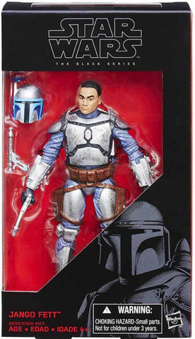 Star Wars The Black Series 6 Inch Jango Fett
