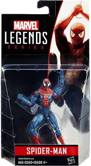 Spider-Man: Marvel Legends 2016 Series 1 (3 3/4 Inch)
