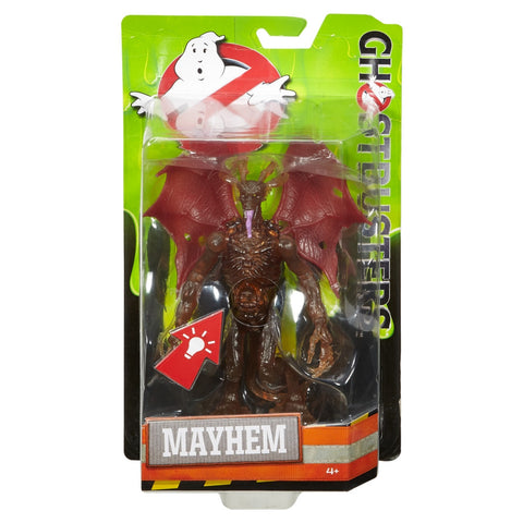 Mayhem: Ghostbusters 2016 Ghost 6-Inch Action Figure