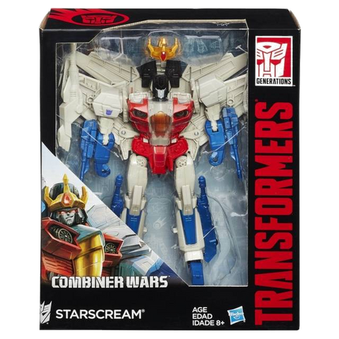 Transformers Combiner Wars Leader Class Starscream