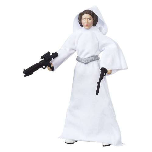 Star Wars The Black Series Princess Liea Organa 6 Inch Action Figure