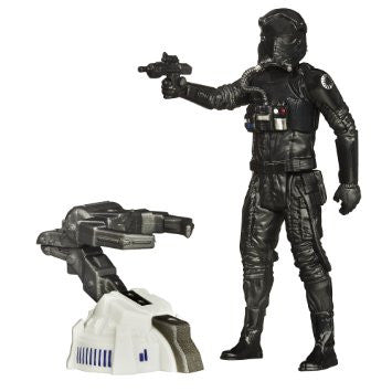 Star Wars The Force Awakens First Order TIE Fighter Pilot 3 3/4 Inch Figure