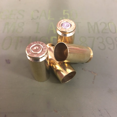 10 MM Brass Casings - 50 and 100 Count - Lone Star Brass