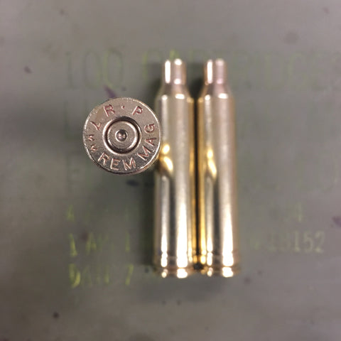 7mm Rem Mag Brass Casings - 25 and 50 Count - Lone Star Brass