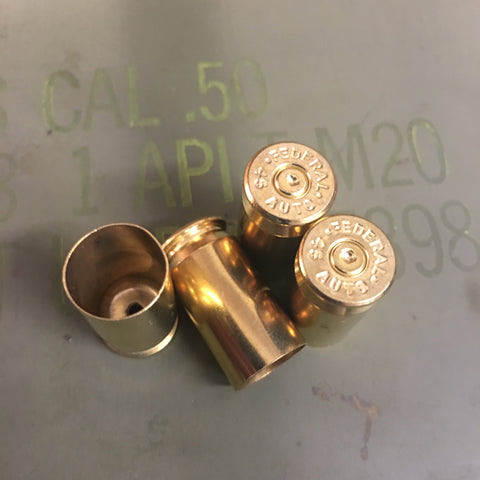 45 ACP Brass Casings - 250, 500, 1000 Count - Lone Star Brass