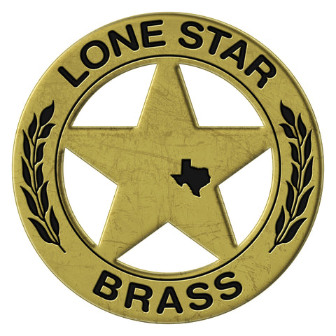 Custom Item Ross - Lone Star Brass