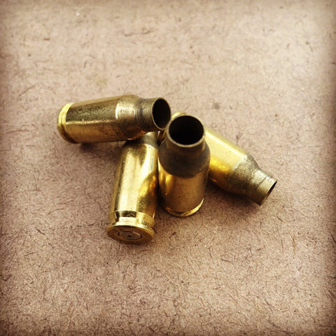 22 TCM Brass Casings - 25 Count