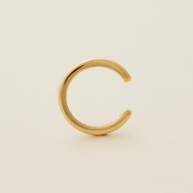 BERLIN EAR CUFF - GOLD