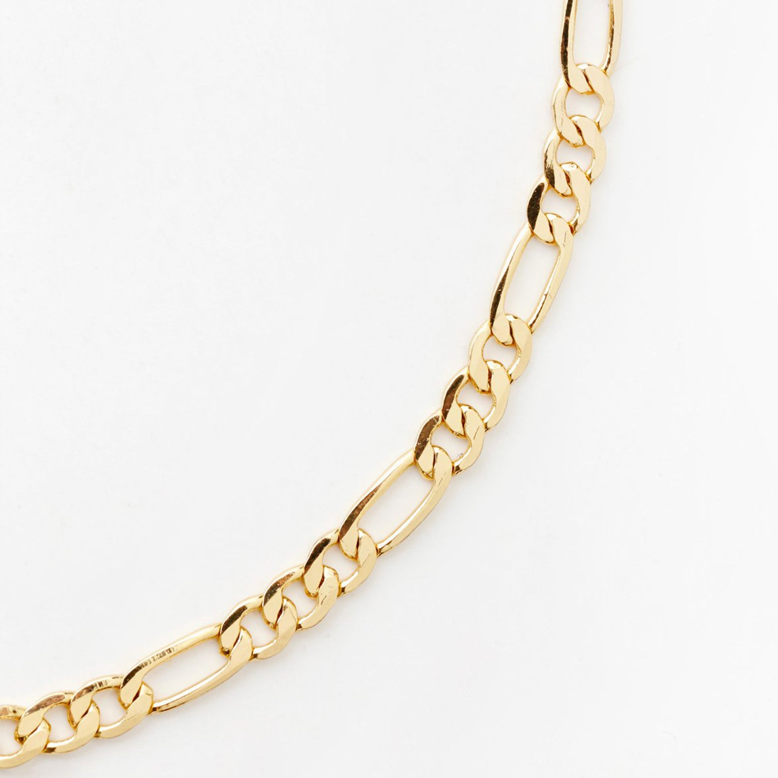 RELIC FINE CHAIN NECKLACE - GOLD