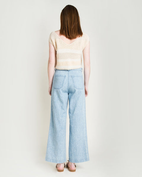 Shell Knit Top - Founders & Followers - Rachel Comey - 4