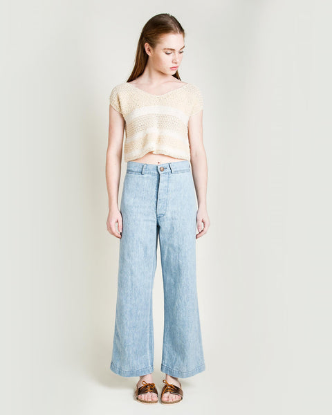 Shell Knit Top - Founders & Followers - Rachel Comey - 2