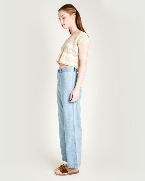 Shell Knit Top - Founders & Followers - Rachel Comey - 3