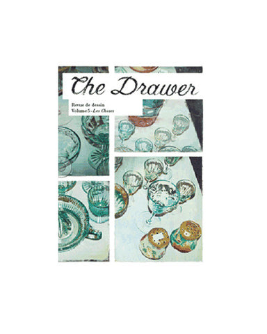 The Drawer -issue #5 - Founders & Followers - The Drawer - 1