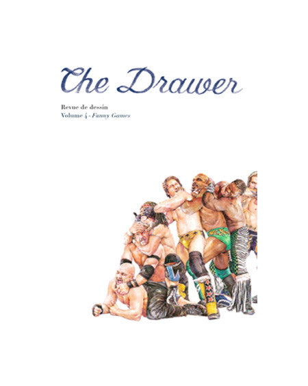 The Drawer -issue #4 - Founders & Followers - The Drawer - 1