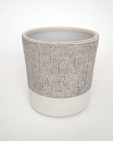 Scribble Planter - Founders & Followers - Sarah Blackwell - 1