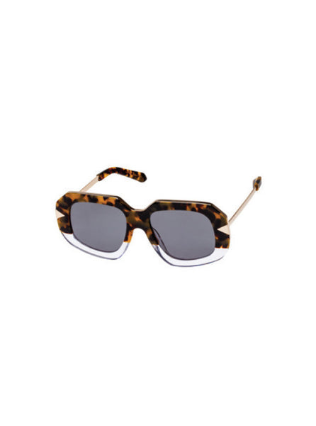 Crop Creeper in Tortoise - Founders & Followers - Karen Walker - 2