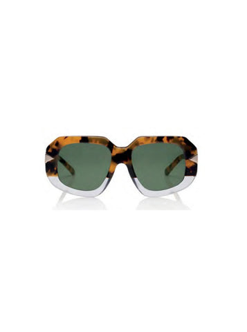 Crop Creeper in Tortoise - Founders & Followers - Karen Walker - 1