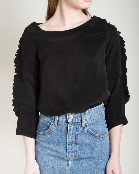 Nia Ruffle Top - Founders & Followers - Objects without meaning - 1