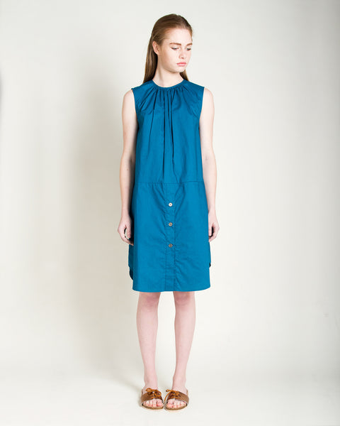 Kava Poplin Dress - Founders & Followers - Rachel Comey - 1