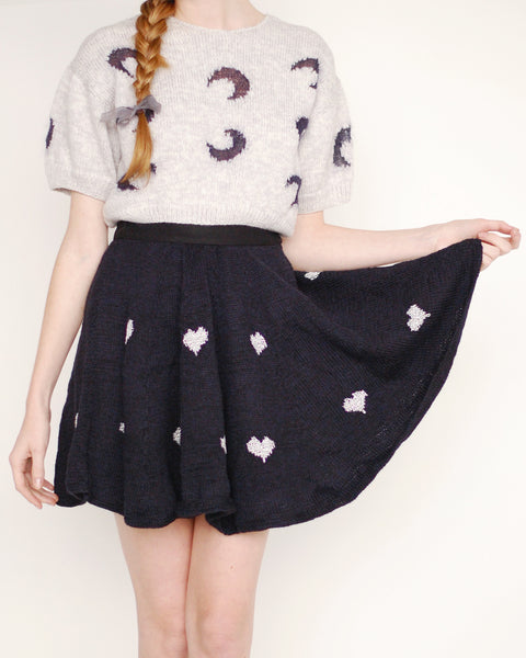 Emoticon Skirt - Founders & Followers - Risto - 4