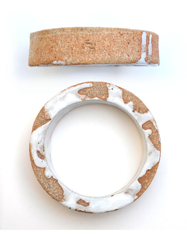 Splatter Thick Bangle - Founders & Followers - Jujumade