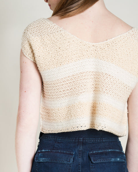 Shell Knit Top - Founders & Followers - Rachel Comey - 6