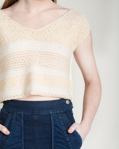 Shell Knit Top - Founders & Followers - Rachel Comey - 1