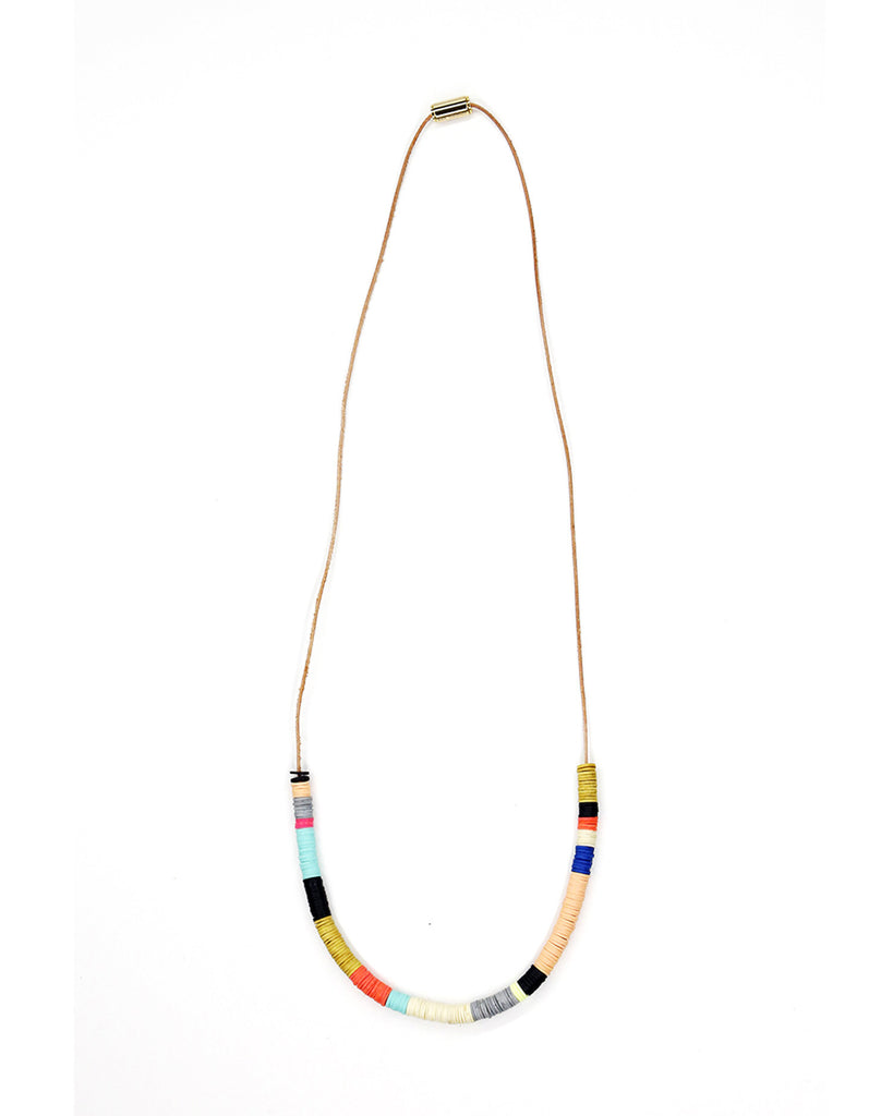 Chunky Half Island Necklace - Founders & Followers - Julie Thevenot - 1