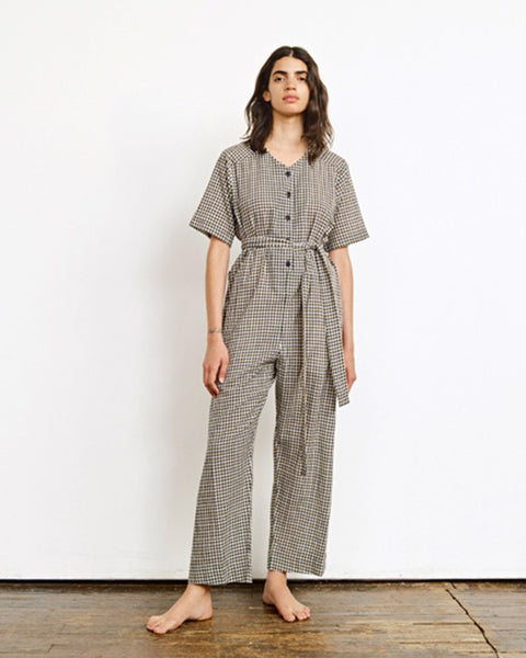 Benji jumpsuit in charleston