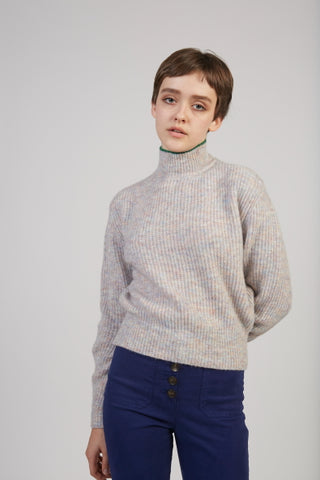 Himalaya sweater in beige
