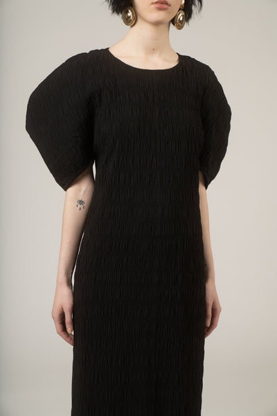Aranza dress in black