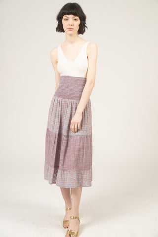 Daphne skirt in dot