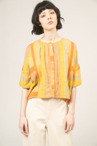 Claude top in sorbet