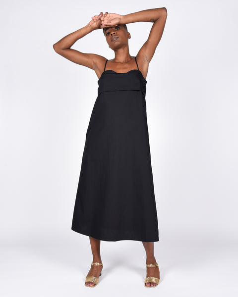 Verona Dress 2.0 in black