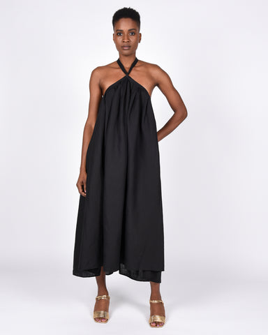 Graziella dress/skirt in black