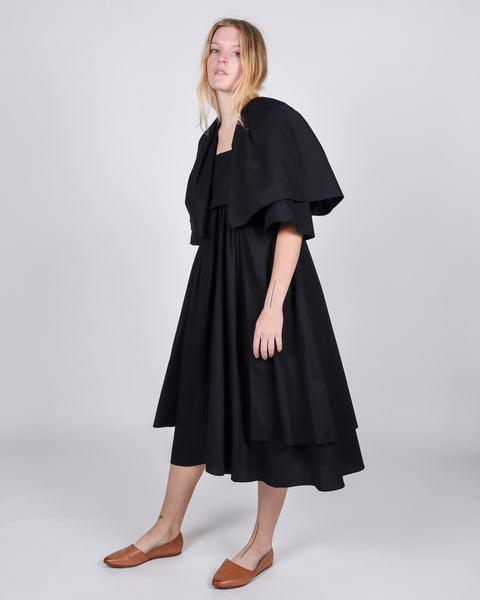 Marietta dress in black