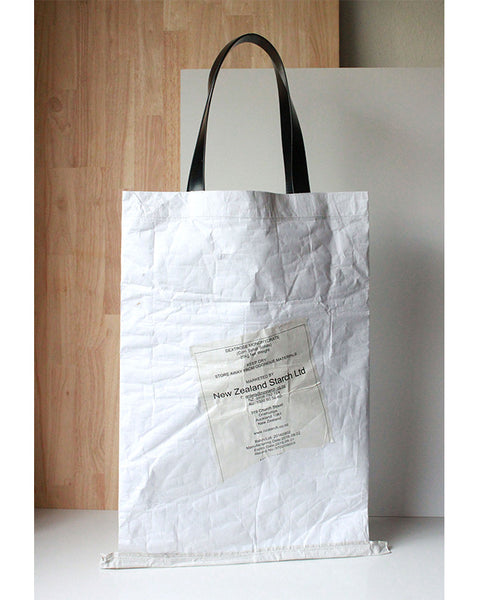 The Upcycled dextrose monohydrate bag