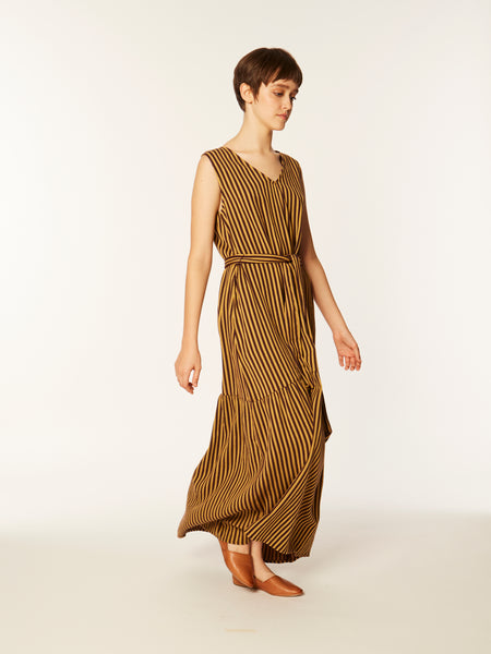 Julien dress in trapeze
