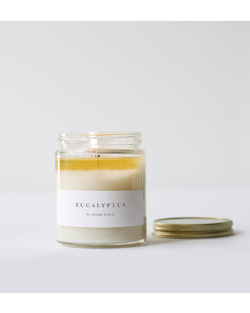 Eucalyptus Candle - Founders & Followers - Brooklyn Candle Studio - 1