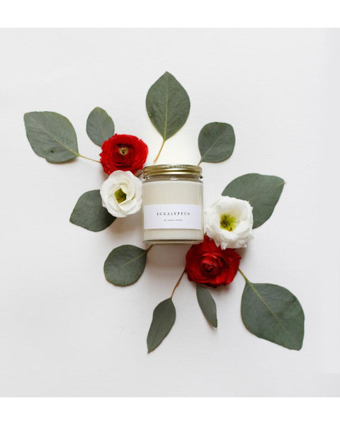 Eucalyptus Candle - Founders & Followers - Brooklyn Candle Studio - 3