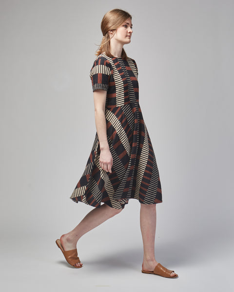 Luella dress in Lockwood